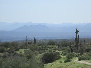 McDowell trail